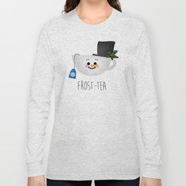 Frost-tea Long Sleeve T-shirt
