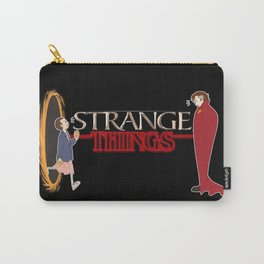 Doctor Strange x Stranger Things Carry-All Pouch