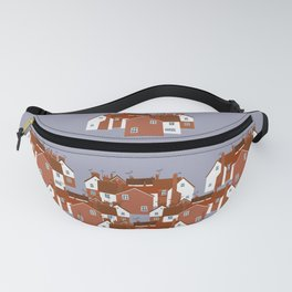 Houses in Kent and Sussex Fanny Pack