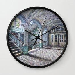 Hallway floor Wall Clock