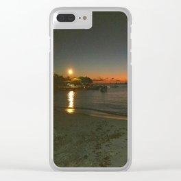 18h St Anne en novembre Clear iPhone Case