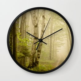 The Road Wall Clock