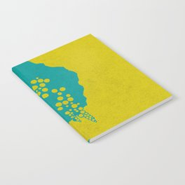 Fruit Tree Series, Yellow II Notebook