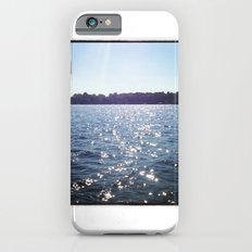 Sparkle Water Color Photography iPhone 6s Slim Case