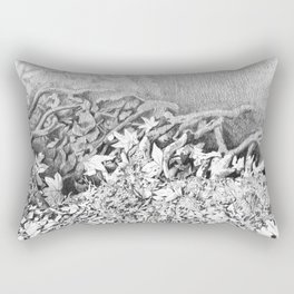 Transitions in nature part 1 Rectangular Pillow