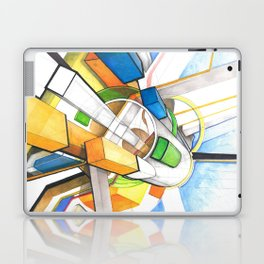 geometry Laptop & iPad Skin