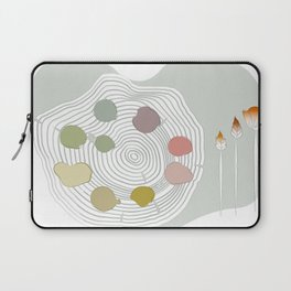Painting with Nature Laptop Sleeve