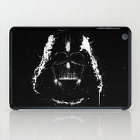 vader iPad Cases featuring Vader by Purple Cactus