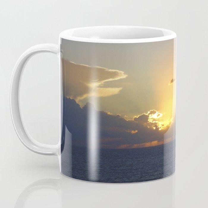 Sunset, Amalphi coast, Italy 2 Coffee Mug