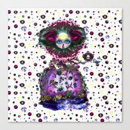 Confetti and Fanfare  Canvas Print