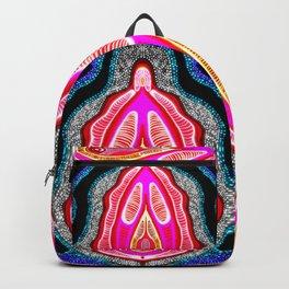 Vulva Galaxy  Backpack