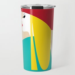 I Love The French Travel Mug