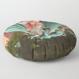 Quiverish Orchid Pearl Floor Pillow