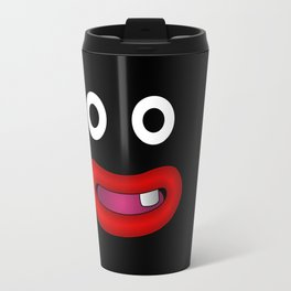 Mr Popo smiling Travel Mug