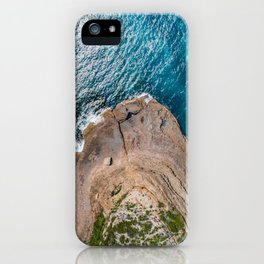 Clear Coastal Waters of the South Coast iPhone Case