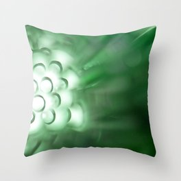 {jade} Throw Pillow