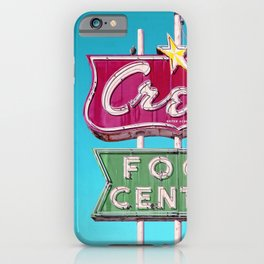 Roadside Attractions iPhone Case