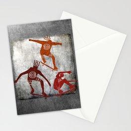 Skateboard Petroglyph Stationery Cards