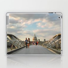 We Walk This City Laptop & iPad Skin