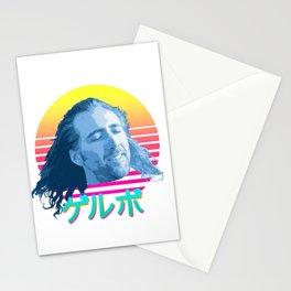 Nicolas Cage ゲルボ! Stationery Cards