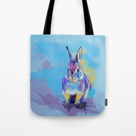 Bunny Dream Tote Bag
