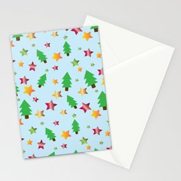 Christmas Paper Stationery Cards