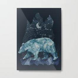 The Great Bear Metal Print