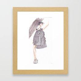 Stripes 1!! Framed Art Print