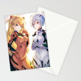 Rei Ayanami Stationery Cards