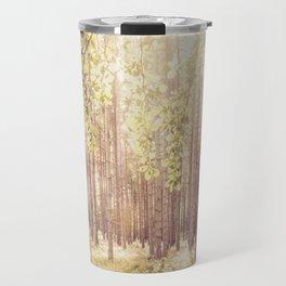 Spring Forest Travel Mug