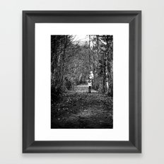Plastic Magic Framed Art Print