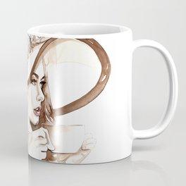 Bell'Italia - Miss Rome Coffee Mug