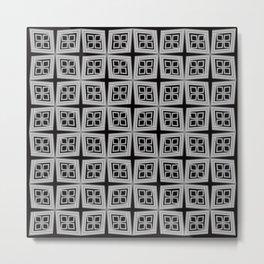 Optic 8 Metal Print