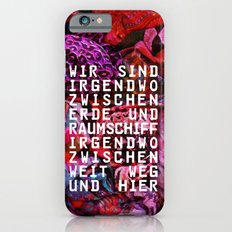GLÜCK & BENZIN iPhone 6s Slim Case