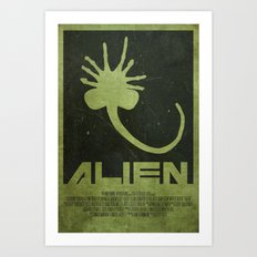 Nostromo - Alien Poster Art Print