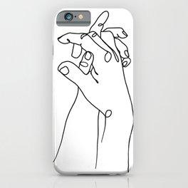 Querencia iPhone Case