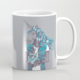 Awkward Unicorn Coffee Mug