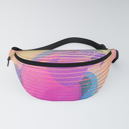 Buddy Parrot Fanny Pack