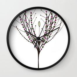 Celebration I Wall Clock