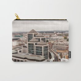 Dublin ity center aerial view Carry-All Pouch