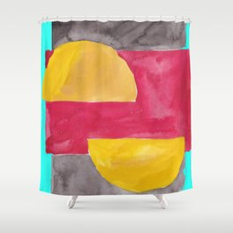 4     | Imperfection | 190325 Abstract Shapes Shower Curtain