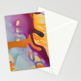 Fluid Motion No. 2 Stationery Cards