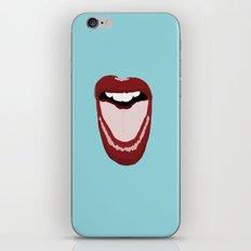 Hello my love. iPhone & iPod Skin