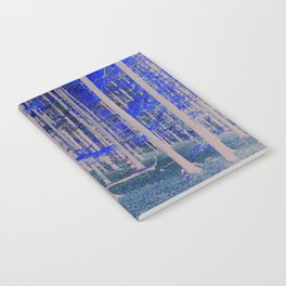 TREES Duvet Cover by Mackin & SO MUCH MORE Notebook