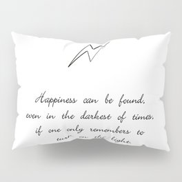 you can find happiness Pillow Sham