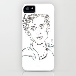 Even nrk iPhone Case