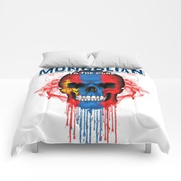 To The Core Collection: Mongolia Comforters