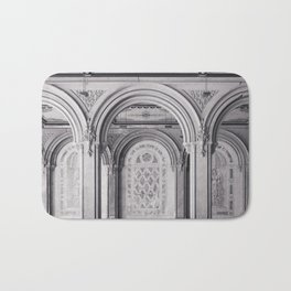 Once at Bethesda Terrace - Central Park NYC Bath Mat