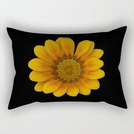 Yellow margarite Rectangular Pillow
