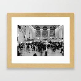 Grand Central,  Framed Art Print